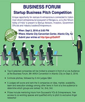 Business Forum - Pitch Contest